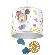 Philips 71753/31/16 - Kinder Hängeleuchte DISNEY MINNIE 1xE27/23W/230V