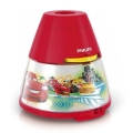 Philips 71769/32/16 - LED Kinder Projektor DISNEY CARS 1xLED/0,1W/3xAA