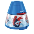 Philips 71769/40/16 - Kinderprojektor MARVEL SPIDER-MAN 1xLED/0,1W