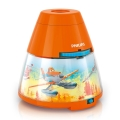 Philips 71769/53/16 - LED Kinderprojektor DISNEY PLANES 1xLED/0,1W/3xAA