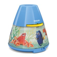 Philips 71769/90/16 - Kinder-Projektor DISNEY FINDING DORY LED/0,1W/3xAAA