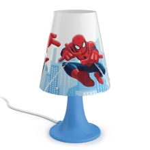 Philips 71795/40/16 - LED Kinderleuchte MARVEL SPIDER-MAN LED/2,3W/230V