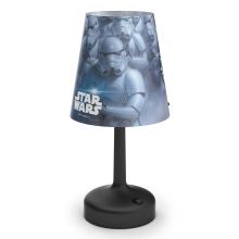 Philips 71796/30/16 - LED-Kinder-Tischlampe DISNEY STAR WARS 1xLED/0,6W/3xAAA