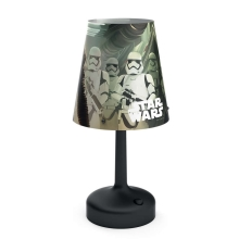 Philips 71796/30/P0 - LED Kinder Tischlampe DISNEY STAR WARS 1xLED/0,57W/3xAA