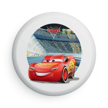 Philips 71884/32/P0 - LED Kinder Wandleuchte DISNEY CARS LED/10W/230V