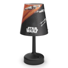 Philips 71888/30/16 - LED-Kinder-Tischlampe DISNEY STAR WARS 1xLED/0,6W/3xAAA