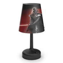 Philips 71889/30/16 - Kinderleuchte DISNEY STAR WARS DARTH VADER 1xLED/0,6W/3xAA