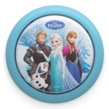 Philips 71924/08/16 - Kinderleuchte DISNEY FROZEN LED/0,3W/2xAAA