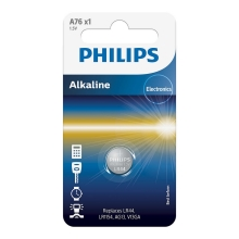 Philips A76/01B - Alkali-Knopfzelle MINICELLS 1,5V