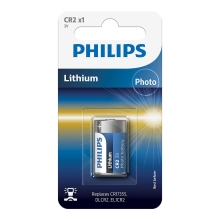 Philips CR2/01B - Lithium Batterie CR2 MINICELLS 3V