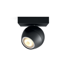 Philips - LED dimmbare Spotleuchte 1xGU10/5,5W