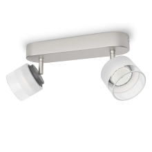 Philips - LED Spotlight 2xLED/4W/230V