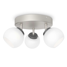 Philips – LED Spotlight 3×LED/4W/230V