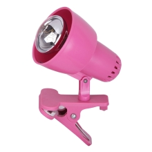 Rabalux - Lampe mit 1xE14/40W/230V rosa