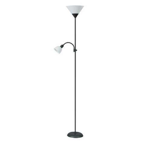 Rabalux - Stehlampe 1xE27/100W+E14/25W