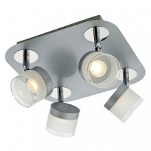 Redo Smarter 04-328 - LED Spotlight COVER 4xLED/4W/230V