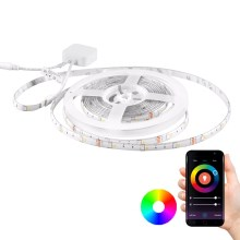 RGB-LED-Dimmstreifen Wi-fi + Musikfunktion LED/16W 5 m Tuya