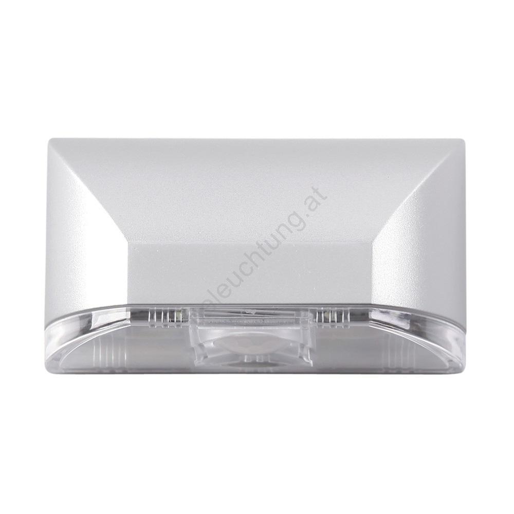 top light tl led pir 4 - led sensorleuchte 4xled/1xaa | beleuchtung