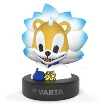Varta 15660 - LED-Kinderlampe FINKEY LED/3xAA