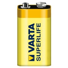 Varta 2022 - 1 St Zink-Kohle-Batterie SUPERLIFE 9V