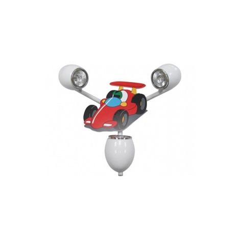 Wandleuchte CAR 3XGU10/50W/230V